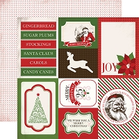 Carta Bella - Have A Merry Christmas Collection - 12
