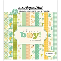Carta Bella - It's a Boy Collection - 6x6 Paper Pad