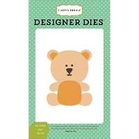 Carta Bella - It's a Boy Collection - My Teddy Bear dies
