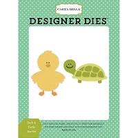Carta Bella - It's a Boy Collection - Duck & Turtle dies