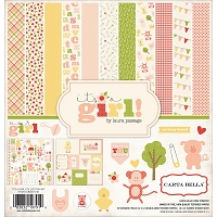 Carta Bella - It's a Girl Collection - Collection Kit