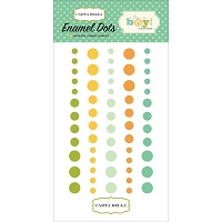 Carta Bella - It's a Boy Collection - Enamel Dots