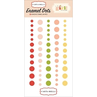 Carta Bella - It's a Girl Collection - Enamel Dots