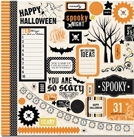 Carta Bella - Spooky Collection by Carina Gardner - 12