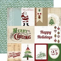 Carta Bella - So This Is Christmas Collection by Carina Gardner - 12