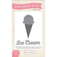 Carta Bella - Soak Up The Sun Collection - Ice Cream Scoop Die