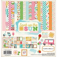 Carta Bella - Soak Up The Sun Collection - Collection Kit :)