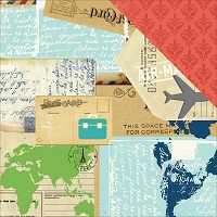 Carta Bella - Travel Stories Collection - 12