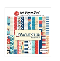 Carta Bella - Yacht Club Collection - 6x6 Paper Pad