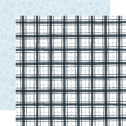 Carta Bella - Winter Market Collection - Frosty Plaid 12