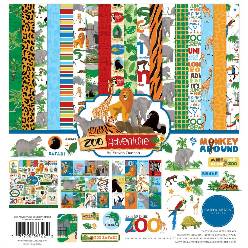 Zoo Adventure Collection