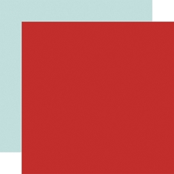 Carta Bella - By The Sea Collection - Red/Sky Blue 12