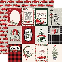 Carta Bella - Christmas Market Collection - 3
