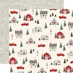 Carta Bella - Christmas Market Collection - Deck The Halls 12