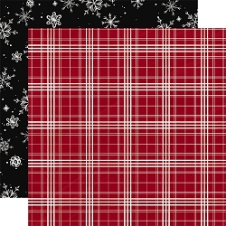 Carta Bella - Christmas Market Collection - Christmas Plaid 12