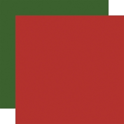 Carta Bella - Christmas Market Collection - Red/Green 12