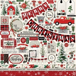 Carta Bella - Christmas Market Collection - 12