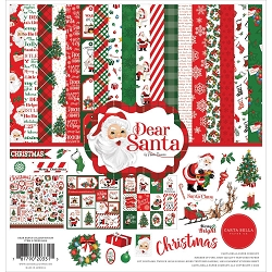 Carta Bella - Dear Santa Collection - Collection Kit