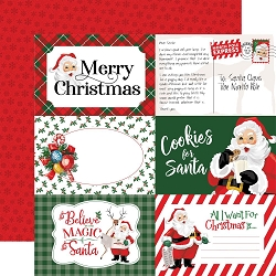 Carta Bella - Dear Santa Collection - 4