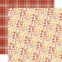 Carta Bella - Fall Market Collection - Rustling Leaves 12