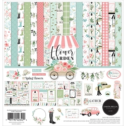 Carta Bella - Flower Garden Collection - Collection Kit