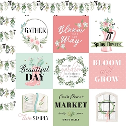 Carta Bella - Flower Garden Collection - 4
