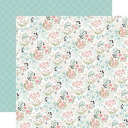 Carta Bella - Flower Garden Collection - Bloom & Grow 12