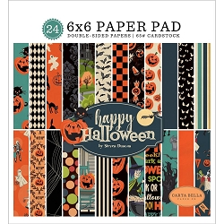 Carta Bella - Happy Halloween Collection - 6x6 Paper Pad
