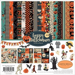 Carta Bella - Happy Halloween Collection - Collection Kit