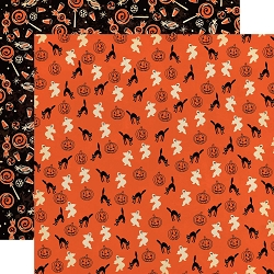 Carta Bella - Happy Halloween Collection - Happy Haunting 12