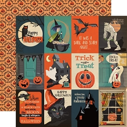 Carta Bella - Happy Halloween Collection - 3