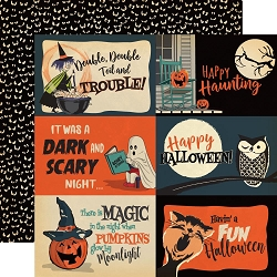 Carta Bella - Happy Halloween Collection - 4