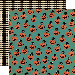 Carta Bella - Happy Halloween Collection - Toil & Trouble 12