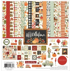 Carta Bella - Hello Autumn Collection - Collection Kit