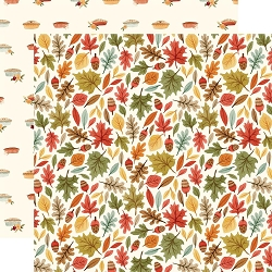 Carta Bella - Hello Autumn Collection - Leaves 12