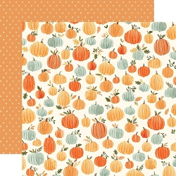 Carta Bella - Hello Autumn Collection - Pumpkins 12