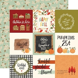 Carta Bella - Hello Autumn Collection - 4