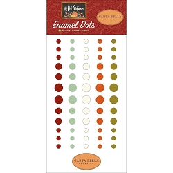 Carta Bella - Hello Autumn Collection - Enamel Dots
