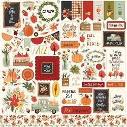Carta Bella - Hello Autumn Collection - 12