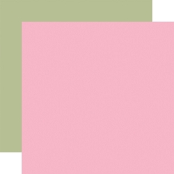 Carta Bella - Oh Happy Day Collection - Pink/Sage 12