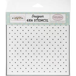 Carta Bella - Oh Happy Day Collection - So Happy Dot 6