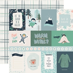 Carta Bella - Snow Much Fun Collection - 3
