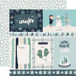 Carta Bella - Snow Much Fun Collection - 4