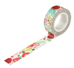 Carta Bella - Summer Market Collection - Market Floral Decorative Tape