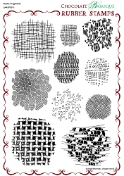 Chocolate Baroque - Unmounted Stamp Sheet (8