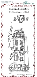 Chocolate Baroque - Heath Robinson House Unmounted Stamp Sheet (3.75