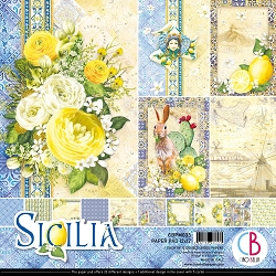 Ciao Bella - Sicilia Collection - Paper Collection Kit