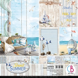 Ciao Bella - The Sound of Summer Collection - Paper Collection Kit