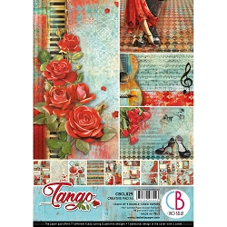 Ciao Bella - Tango collection - Creative Pad