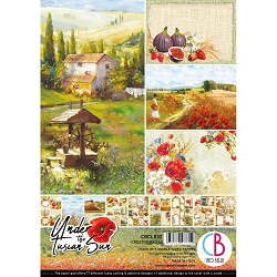 Ciao Bella - Under the Tuscan Sun Collection - Creative Pad